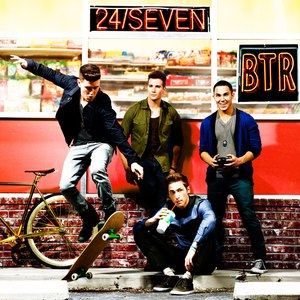 Big Time Rush альбом 24/Seven (Deluxe Version)