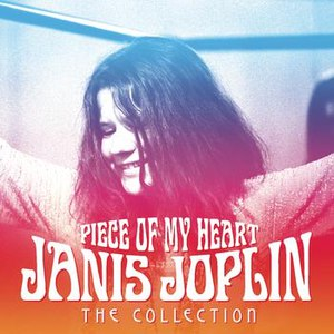 Janis Joplin альбом Piece Of My Heart - The Collection