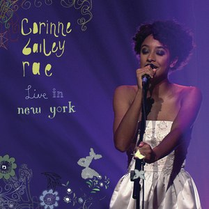 Corinne Bailey Rae альбом Live In New York