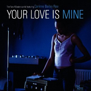 Corinne Bailey Rae альбом Your Love Is Mine