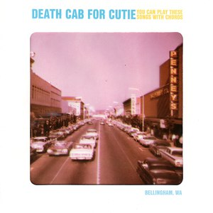 Death Cab For Cutie альбом You Can Play These Songs With Chords