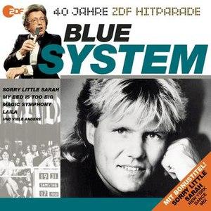 Blue System альбом Das beste aus 40 Jahren Hitparade