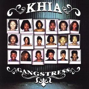 Khia альбом Gangstress