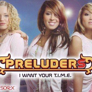 Preluders альбом I Want Your T.I.M.E.