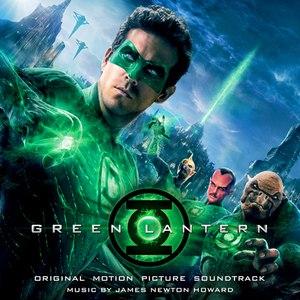 James Newton Howard альбом Green Lantern