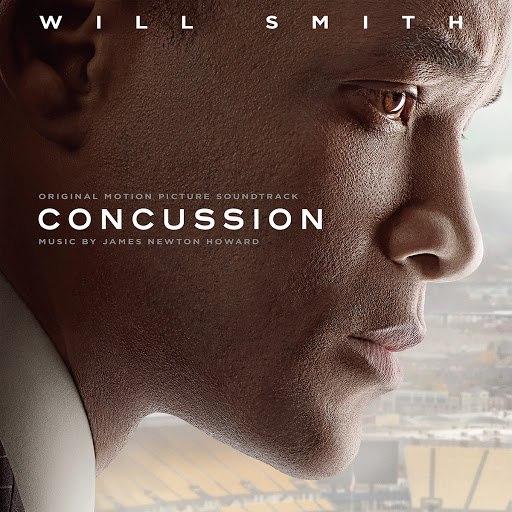 James Newton Howard альбом Concussion (Original Motion Picture Soundtrack)