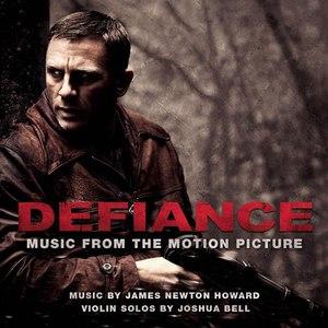 James Newton Howard альбом Defiance