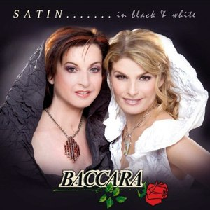 Baccara альбом Satin.......in Black & White