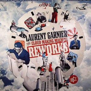 Laurent Garnier альбом The Cloud Making Machine Reworks