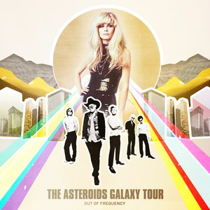 The Asteroids Galaxy Tour альбом Out of Frequency