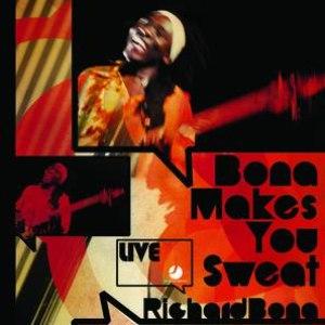 Richard Bona альбом Bona Makes You Sweat - Live (Version International)