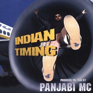 Panjabi Mc альбом Indian Timing