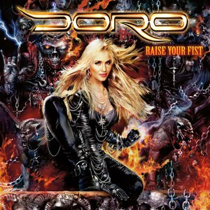 Doro альбом Raise Your Fist