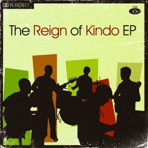 The Reign Of Kindo альбом The Reign of Kindo EP