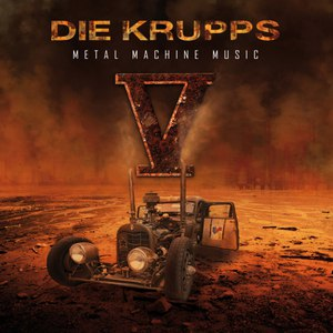 Die Krupps альбом V - Metal Machine Music