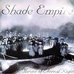 Shade Empire альбом Throne Of Eternal Night