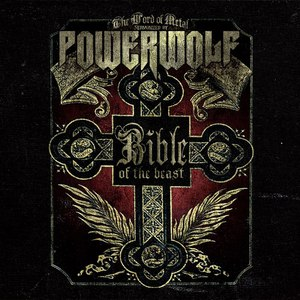Powerwolf альбом Bible Of The Beast