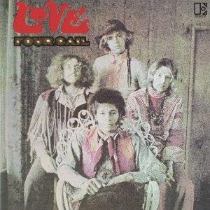 Love альбом Four Sail [w/bonus tracks]