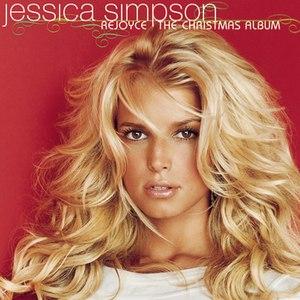 Jessica Simpson альбом ReJoyce  The Christmas Album