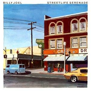 Billy Joel альбом Streetlife Serenade