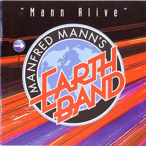 Manfred Mann's Earth Band альбом Mann Alive