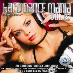 Pulsedriver альбом Hard Dance Mania 27