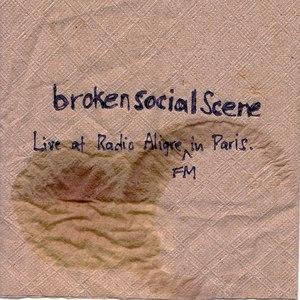 Broken Social Scene альбом Live At Radio Aligre FM In Paris