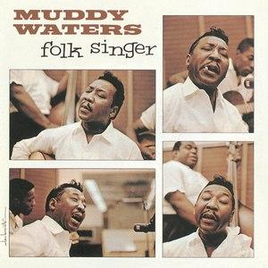 Muddy Waters альбом Folk Singer