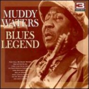 Muddy Waters альбом Blues Legend (disc 3)