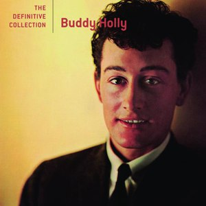 Buddy Holly альбом The Definitive Collection