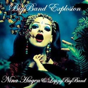 Nina Hagen альбом Big Band Explosion