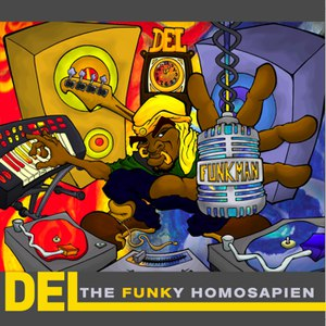 Del Tha Funkee Homosapien альбом Funk Man (The Stimulus Package)
