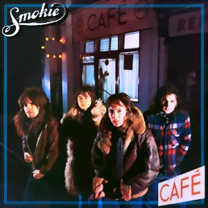 Smokie альбом Midnight Café