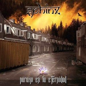 Sphinx альбом Paraíso en la eternidad