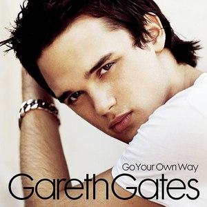 Gareth Gates альбом Go Your Own Way
