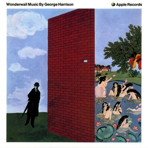George Harrison альбом Wonderwall Music