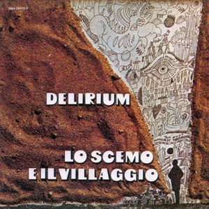 Delirium альбом Lo Scemo E Il Villaggio