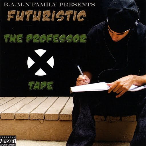 Futuristic альбом The Professor X Tape
