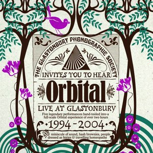 Orbital альбом Live at Glastonbury 1994-2004