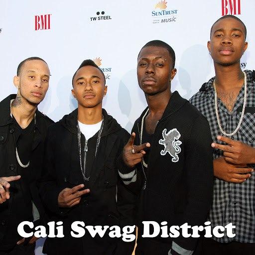 Cali Swag District альбом Cali swag district