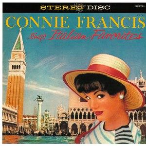 Connie Francis альбом Sings Italian Favorites