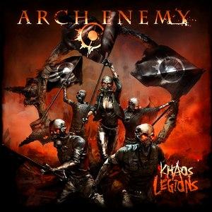 Arch Enemy альбом Khaos Legions
