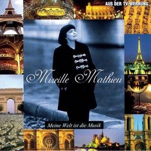 Mireille Mathieu альбом Meine Welt ist die Musik