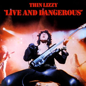 Thin Lizzy альбом Live and Dangerous