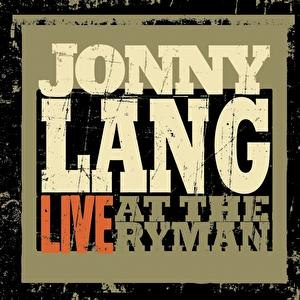 Jonny Lang альбом Live at the Ryman