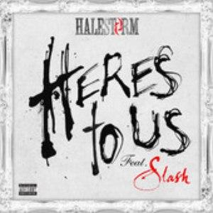 Halestorm альбом Here's To Us