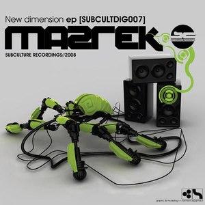 Maztek альбом New Dimension EP