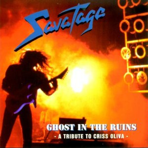 Savatage альбом Ghost In The Ruins - A Tribute To Criss Oliva