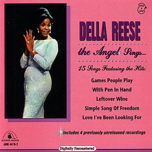 Della Reese альбом The Angel Sings...