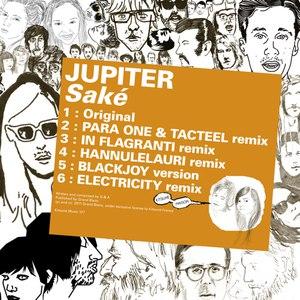 Jupiter альбом Saké
